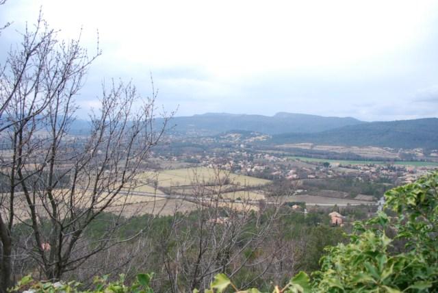 Le castellas , Forcalqueiret